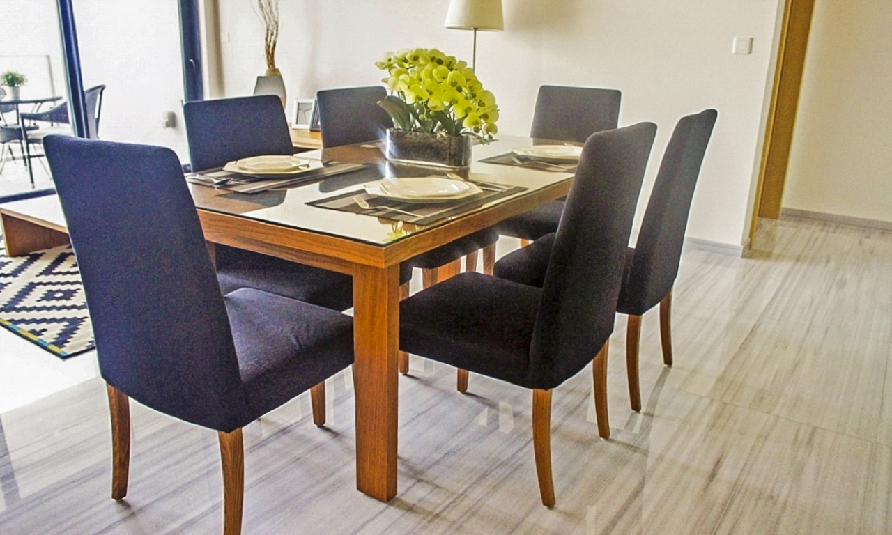 20160408 092853 0 Furniture Hire Furnishings Rental Diningroom Table