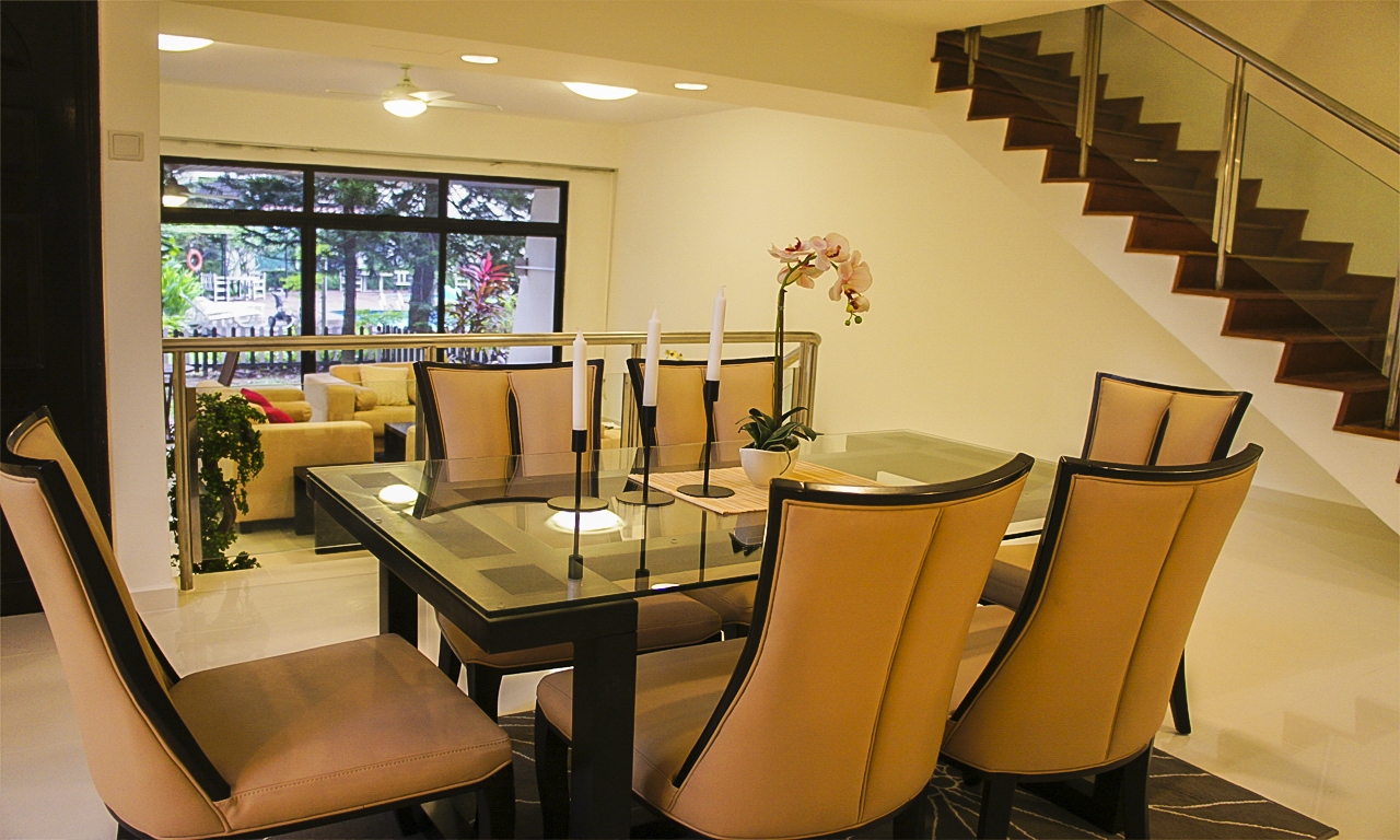 Rent singapore residential diningtable