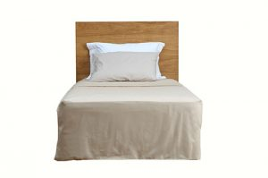 natural color head board for bed