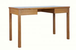 thin writing table suitable for small space