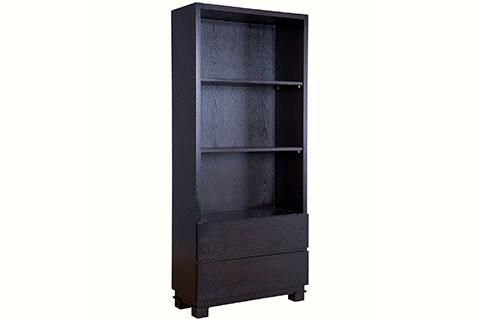 Book shelf walnut color ply wood
