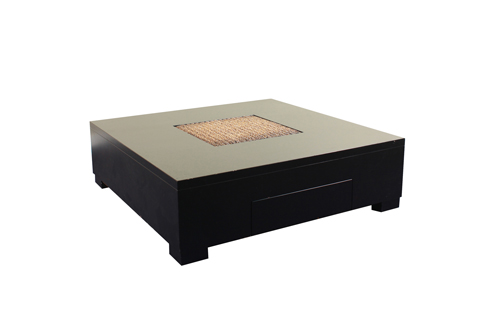 square shape coffee table