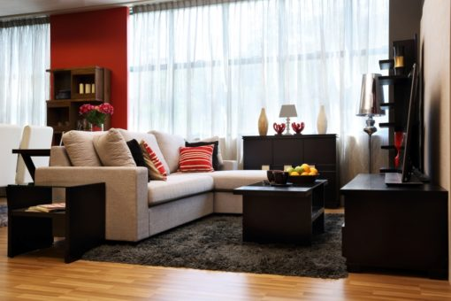 Premium complete living room setup