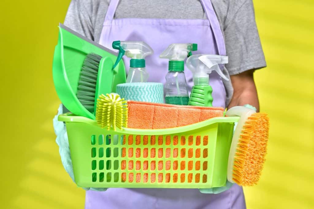 Choose the right disinfectants