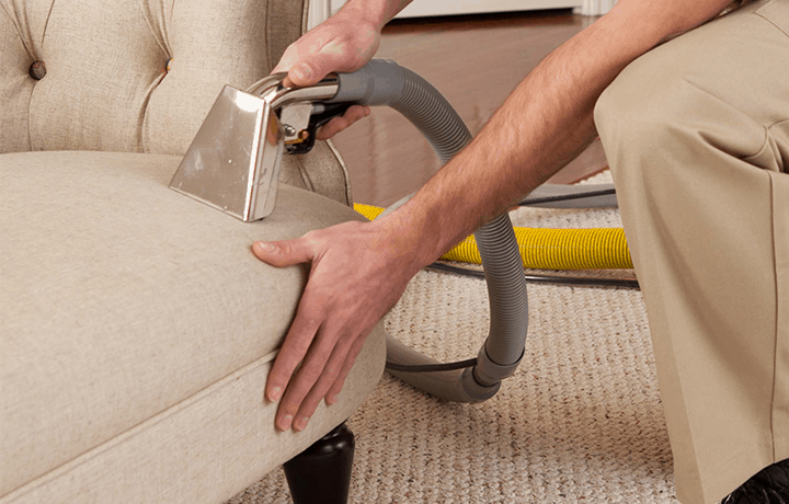 furniture steam cleaning