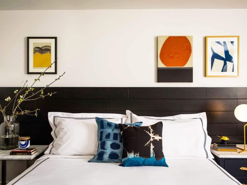 new look bedroom space